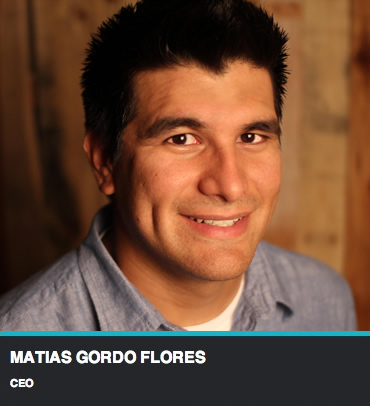 Matias Gordo Flores - Owner/Creative Director